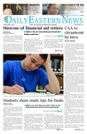 Daily Eastern News: May 01, 2014 by Eastern Illinois University