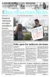 Daily Eastern News: November 04, 2014 by Eastern Illinois University
