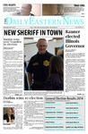 Daily Eastern News: November 05, 2014 by Eastern Illinois University