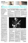 Daily Eastern News: November 06, 2014 by Eastern Illinois University