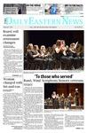 Daily Eastern News: November 07, 2014 by Eastern Illinois University