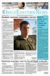 Daily Eastern News: November 11, 2014 by Eastern Illinois University