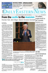 Daily Eastern News: November 12, 2014