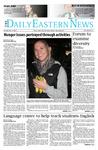 Daily Eastern News: November 13, 2014 by Eastern Illinois University