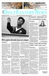 Daily Eastern News: November 19, 2014 by Eastern Illinois University