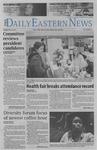 Daily Eastern News: November 20, 2014 by Eastern Illinois University