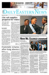 Daily Eastern News: November 21, 2014 by Eastern Illinois University
