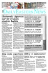 Daily Eastern News: 10/2/2014 by Eastern Illinois University