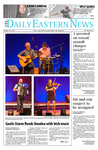 Daily Eastern News: 10/6/2014 by Eastern Illinois University