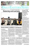 Daily Eastern News: 10/7/2014