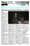 Daily Eastern News: 10/10/2014 by Eastern Illinois University