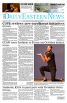 Daily Eastern News: 10/13/2014 by Eastern Illinois University