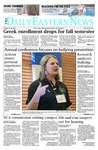 Daily Eastern News: 10/20/2014 by Eastern Illinois University