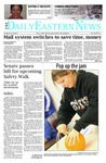 Daily Eastern News: 10/23/2014 by Eastern Illinois University