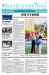 Daily Eastern News: 10/24/2014 by Eastern Illinois University