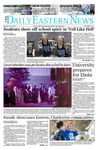Daily Eastern News: 10/27/2014 by Eastern Illinois University