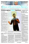 Daily Eastern News: 10/29/2014 by Eastern Illinois University