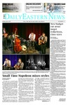 Daily Eastern News: September 08, 2014 by Eastern Illinois University