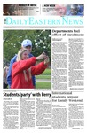 Daily Eastern News: September 17, 2014 by Eastern Illinois University