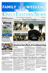 Daily Eastern News: September 19, 2014 by Eastern Illinois University