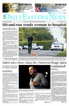 Daily Eastern News: September 22, 2014 by Eastern Illinois University