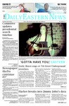 Daily Eastern News: September 25, 2014 by Eastern Illinois University