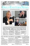 Daily Eastern News: September 26, 2014 by Eastern Illinois University