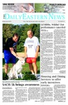 Daily Eastern News: September 29, 2014 by Eastern Illinois University