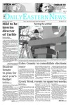 Daily Eastern News: April 01, 2015 by Eastern Illinois University