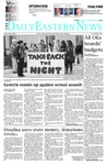 Daily Eastern News: April 03, 2015 by Eastern Illinois University