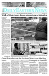 Daily Eastern News: April 06, 2015 by Eastern Illinois University