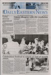 Daily Eastern News: April 14, 2015 by Eastern Illinois University