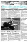 Daily Eastern News: April 16, 2015 by Eastern Illinois University
