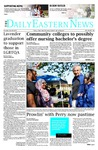 Daily Eastern News: April 30, 2015 by Eastern Illinois University