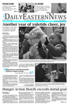 Daily Eastern News: December 05, 2016 by Eastern Illinois University