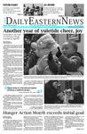 Daily Eastern News: December 05, 2016