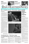 Daily Eastern News: December 07, 2016 by Eastern Illinois University