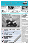 Daily Eastern News: December 12, 2016 by Eastern Illinois University