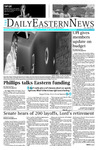 Daily Eastern News: Feburary 03, 2016 by Eastern Illinois University