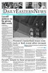 Daily Eastern News: Feburary 09, 2016