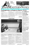 Daily Eastern News: Feburary 10, 2016 by Eastern Illinois University
