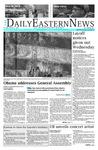 Daily Eastern News: Feburary 11, 2016