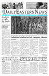 Daily Eastern News: Feburary 16, 2016