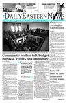 Daily Eastern News: Feburary 24, 2016 by Eastern Illinois University