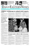 Daily Eastern News: November 01, 2016 by Eastern Illinois University