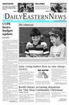 Daily Eastern News: November 07, 2016