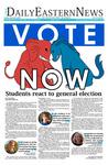 Daily Eastern News: November 08, 2016