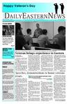 Daily Eastern News: November 11, 2016 by Eastern Illinois University