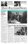 Daily Eastern News: November 15, 2016 by Eastern Illinois University