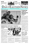 Daily Eastern News: November 30, 2016